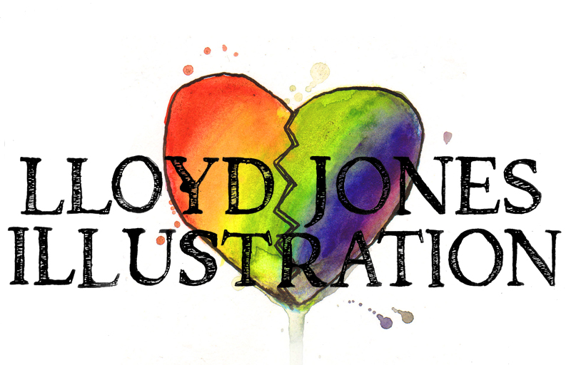Lloyd Jones Illustration