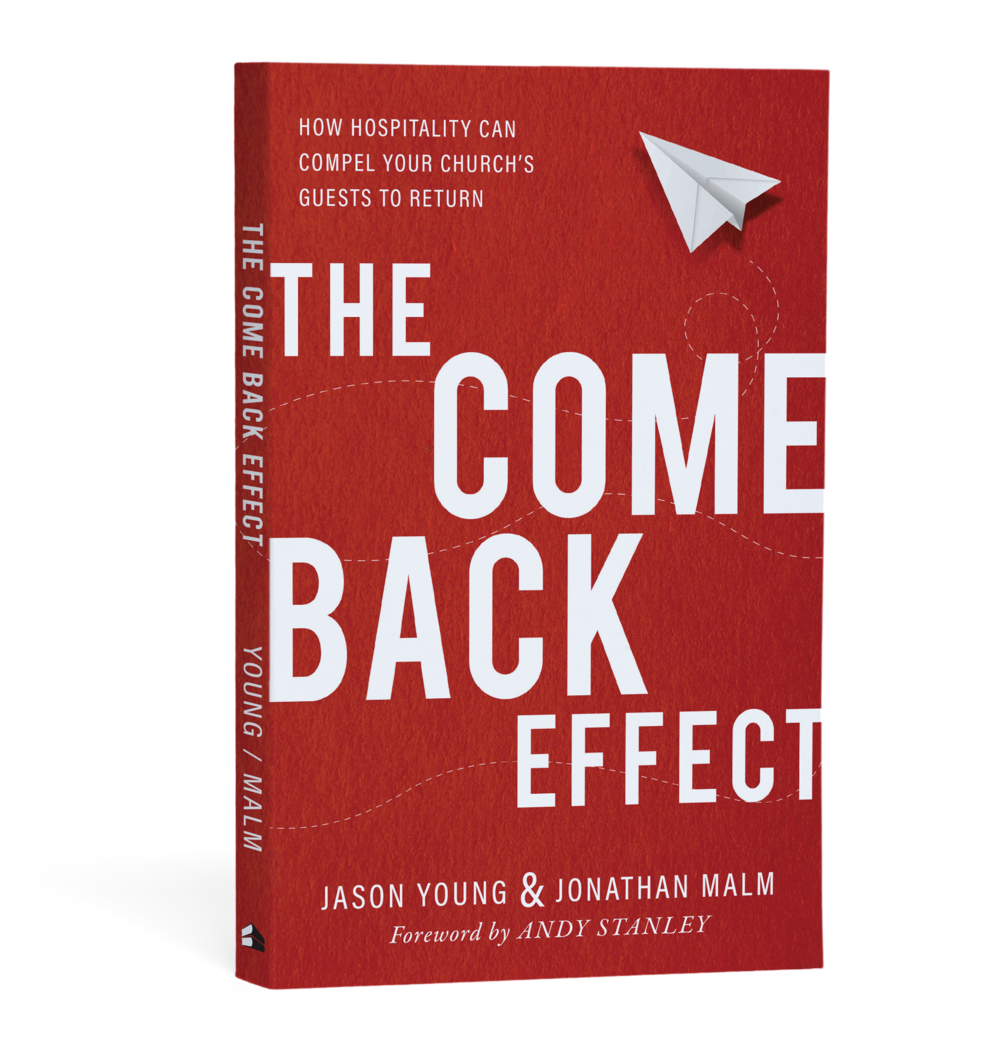 The Come Back Effect by Jason Young and Jonathan Malm