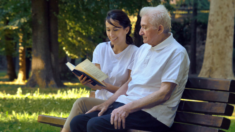 Caregiver senior services