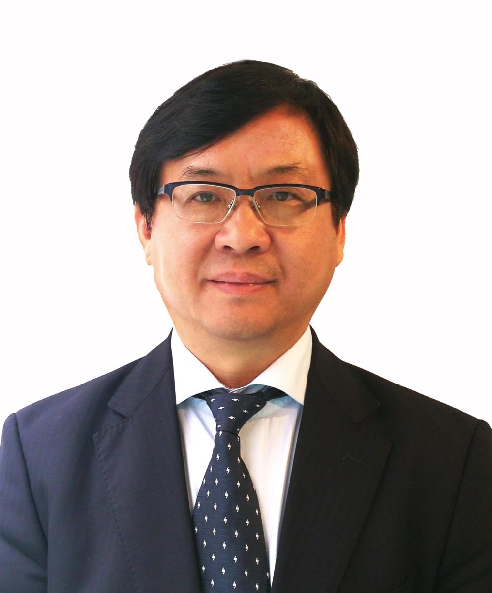 Copy of Copy of Zhai Jidong, Kingenta Group Company