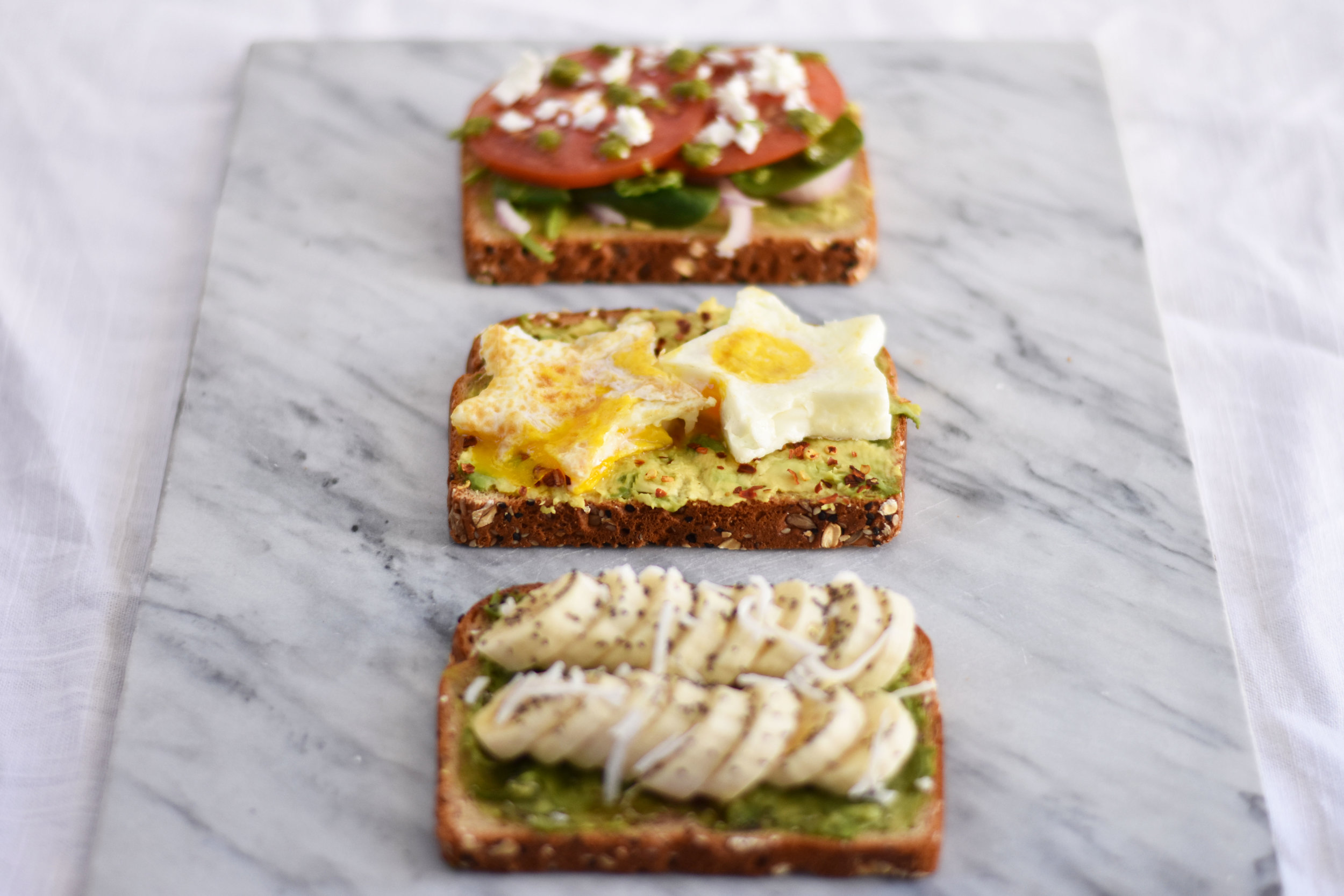 BL Avocado Toast