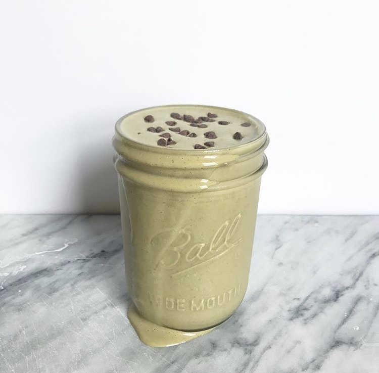 PB Chocolate Chip BL Smoothie