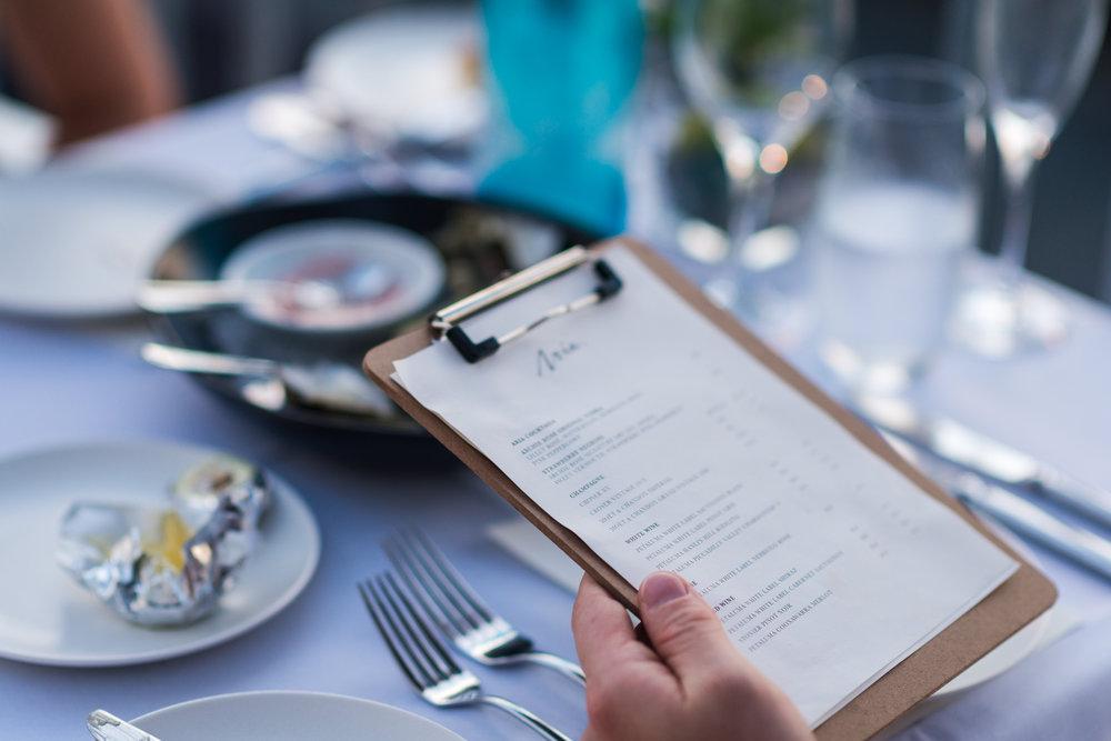 Dining Upgrades -