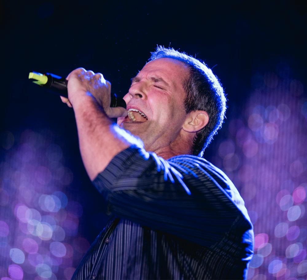Vocals  Steve Lanter
