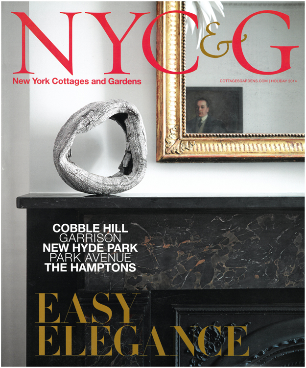 New York Cottages & Gardens Magazine