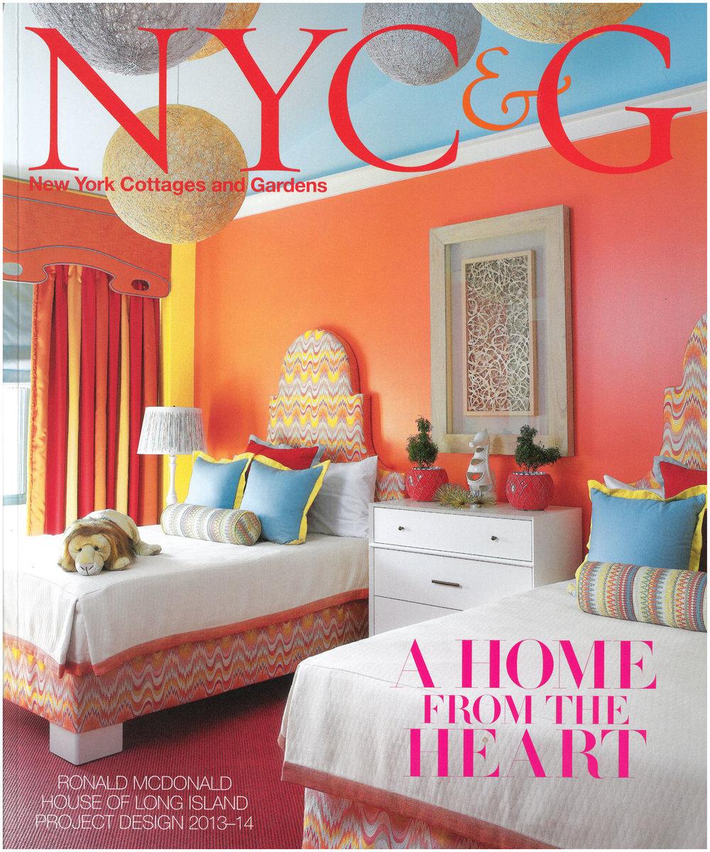 NYC&G magazine-Ronald McDonald House