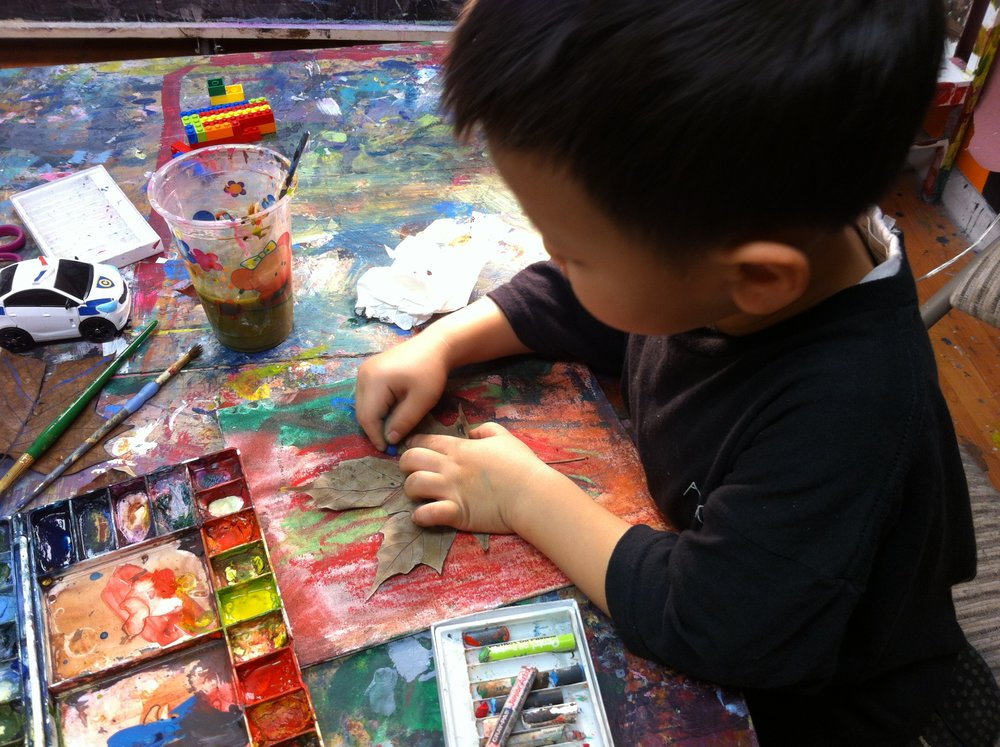 Stir up your kid's curiosity - Every kid is an artist.-Pablo Picasso