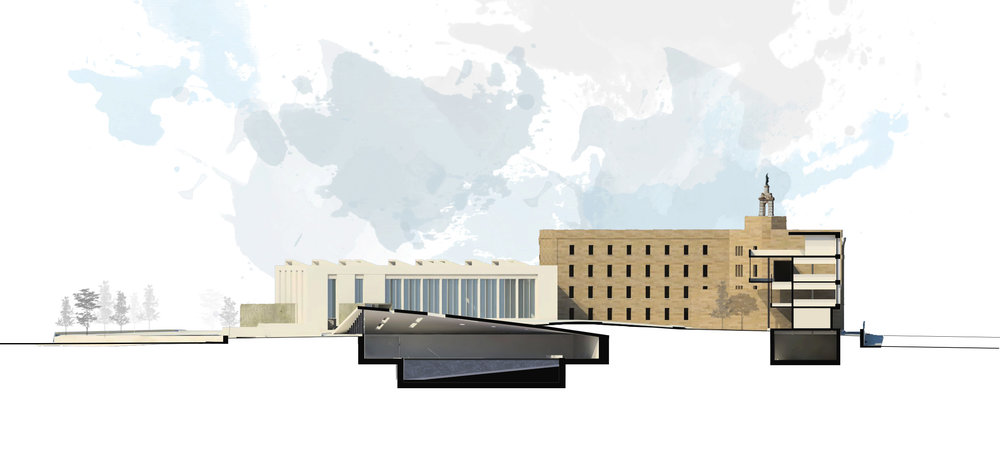 Terra Santa College Renewal, Jerusalem, 2017 [Thesis]