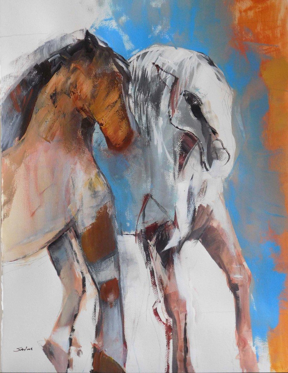 Horse Duo