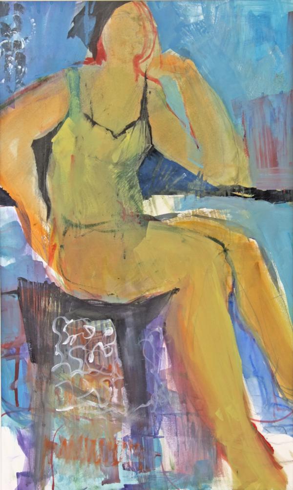 Della (Sitting Woman)