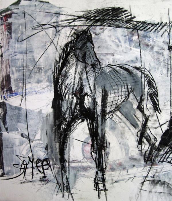 Horse Scrabble