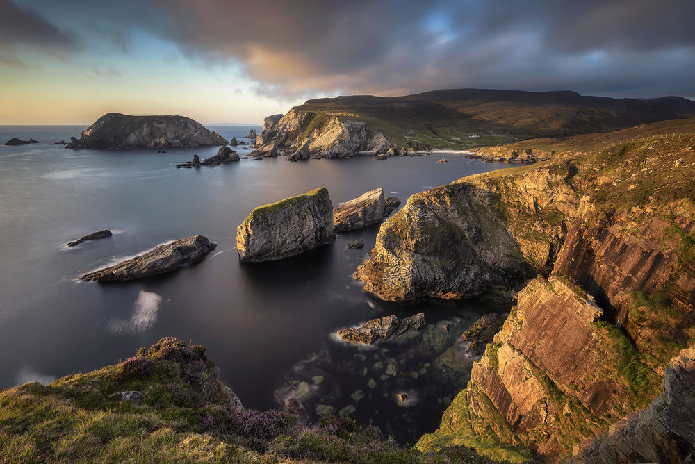 Seastacks Kingdom, An Port, Donegal