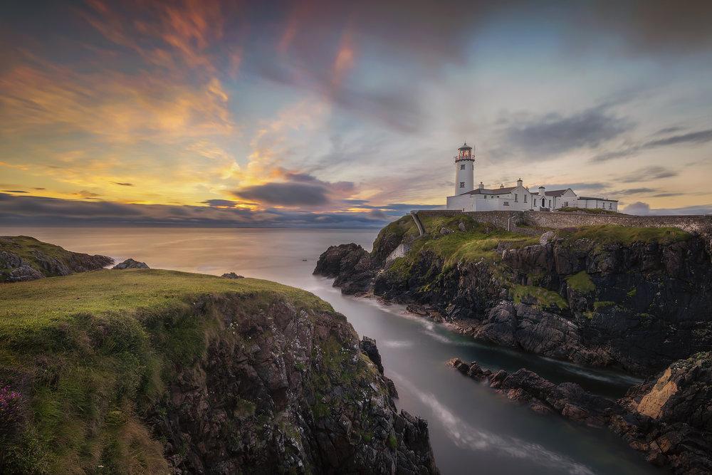Fannad Lighthouse, Fannad Head, Donegal