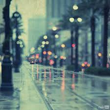 #NewOrleans is strangely mysterious when it rains. The streets become empty and it almost feels like the way it did before it was discovered by social media.