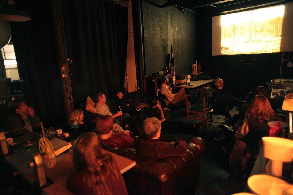 Screening Space