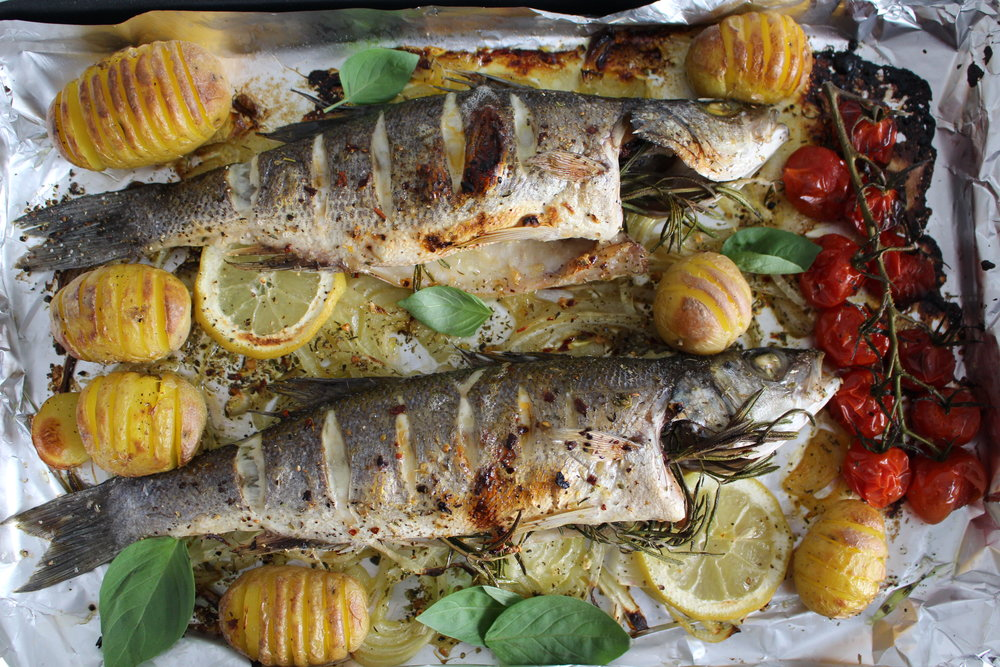 grilled sea bass .JPG