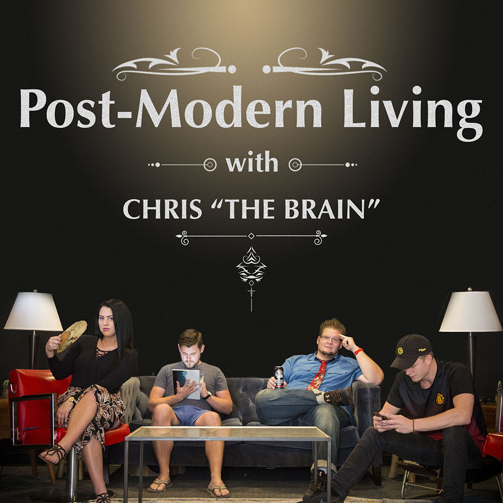 """LISTEN TO EPISODE 7 of THE POST-MODERN LIVING PODCAST """"What IS GRIT ANYWAY?"""" -"""