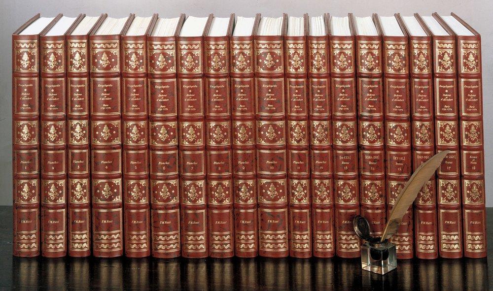 Enciclopedia di Diderot e D'Alambert - Archivio di Franco Maria Ricci
