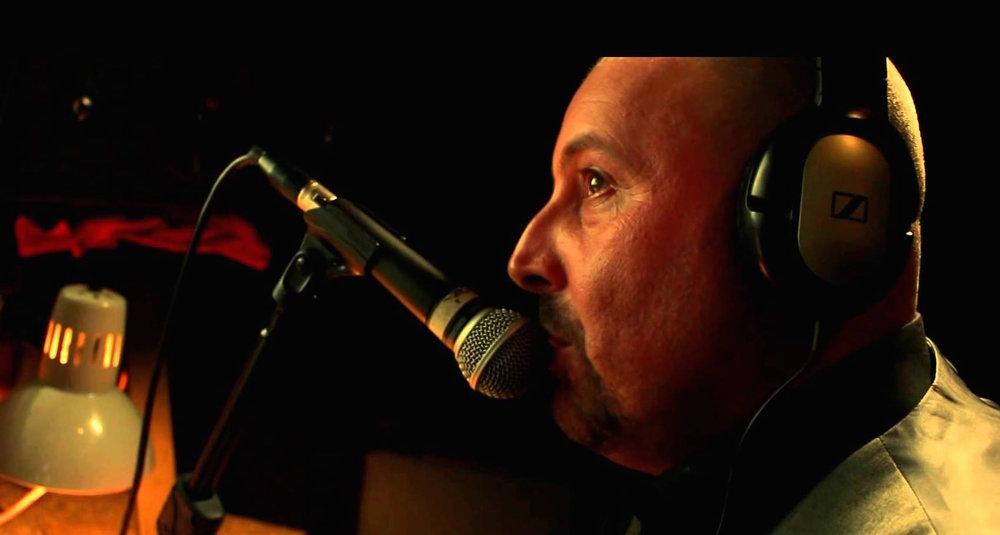 Philip Baglini Olland al microfono di LondonONEradio