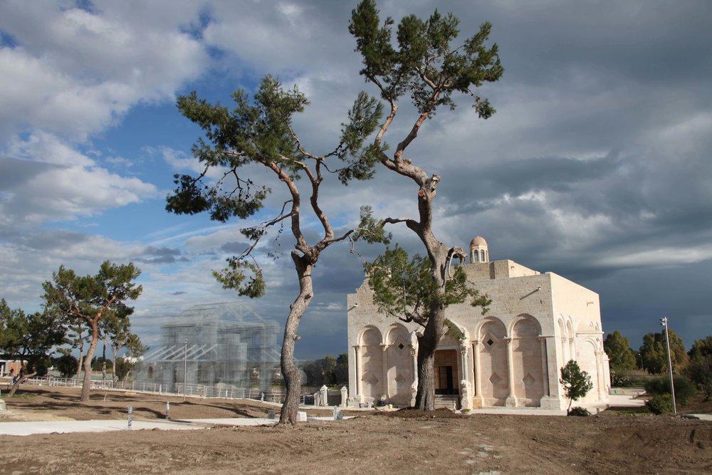 L'area archeologica di Siponto, immagine di Giacomo Pepe