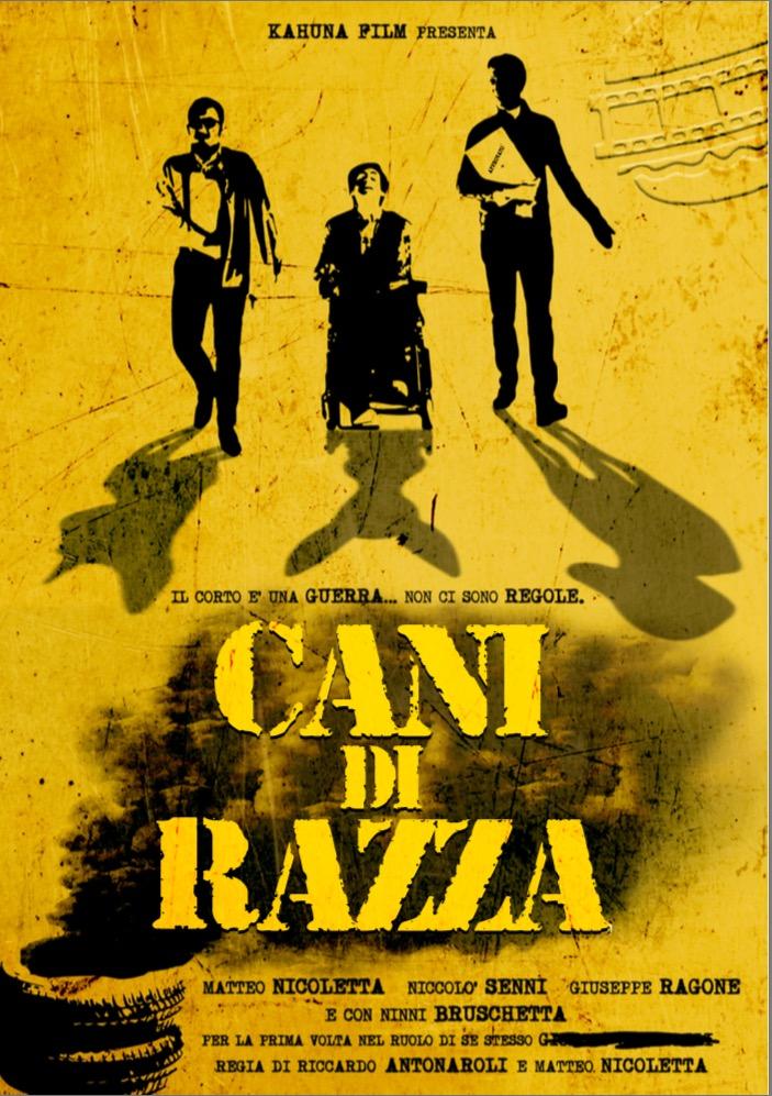 Cani di Razza, vincitore della sezione cortometraggi nel 2018