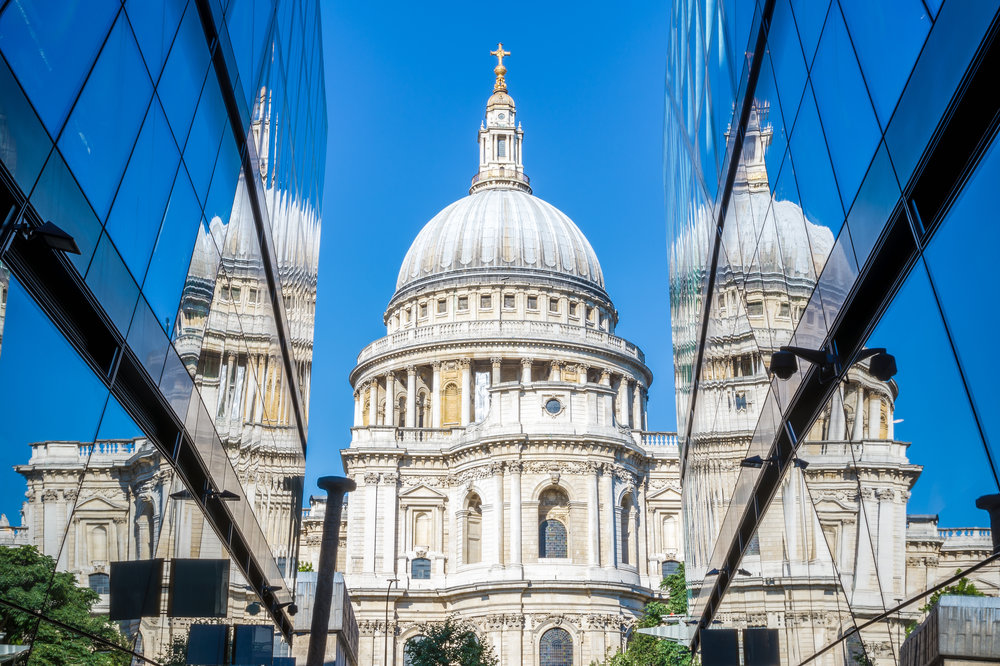 La cattedrale di Saint Paul