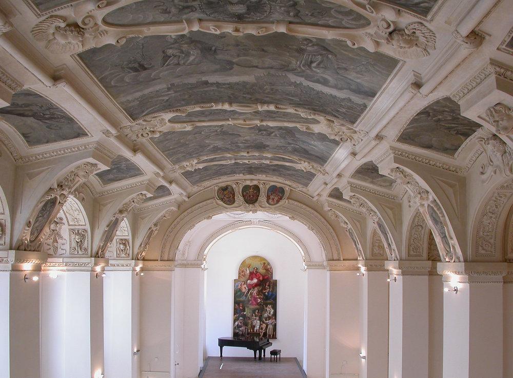 La Cappella dell'Ex Ospedale degli Italiani