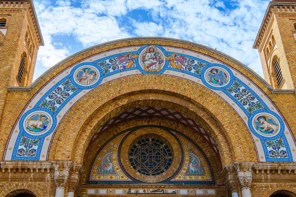 La Cattedrale del Sacro Cuore ad Oran