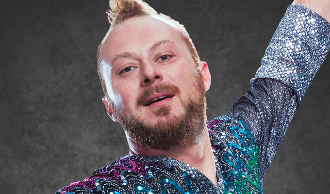 Gilded Balloon Teviot – Balcony Aug 16-27 (23:30)    Material:  ★★★     Delivery:  ★★★★★     Laughs:  ★★★★