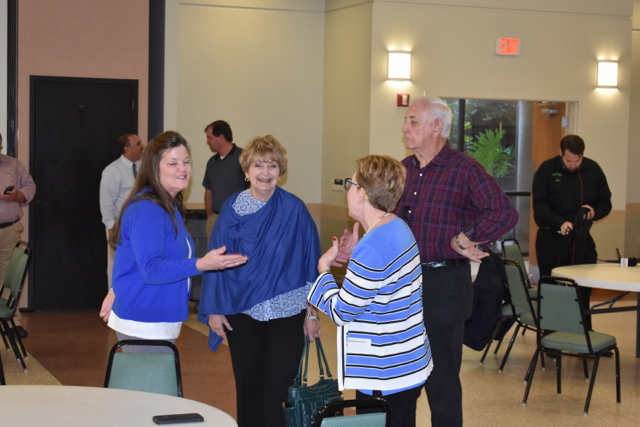 Baton Rouge Public Meeting