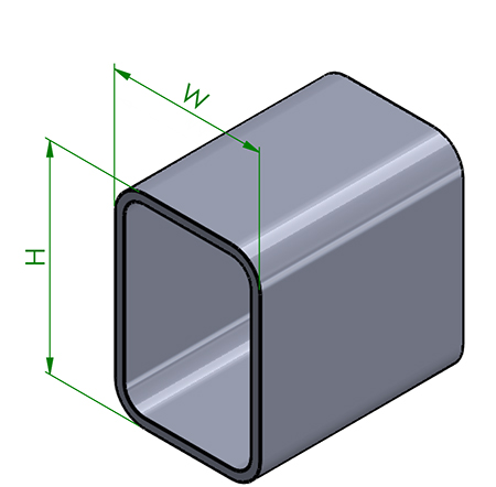 Rectangular Shape