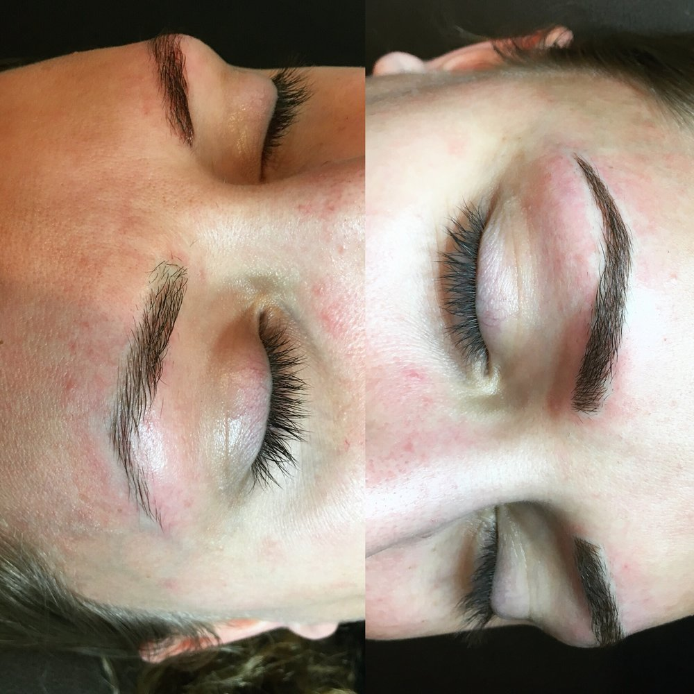 """I've been curious about microblading for a long time but never took the time to get them done. Sabrina gave me the best first microblading experience I could've imagined having. She took the time to really look at the structure my eyebrows and complemented the features I already had. She made sure I was comfortable throughout the entire process. I was in a rush to get my eyebrows done before my birthday and Sabrina made sure to accommodate me as with that as much as possible. Highly recommend!"""