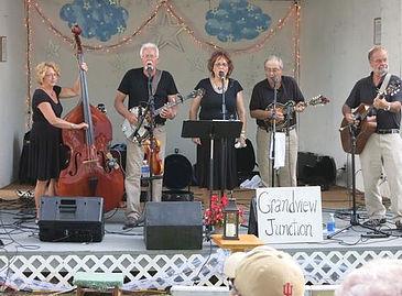 Grandview Junction Bluegrass Band