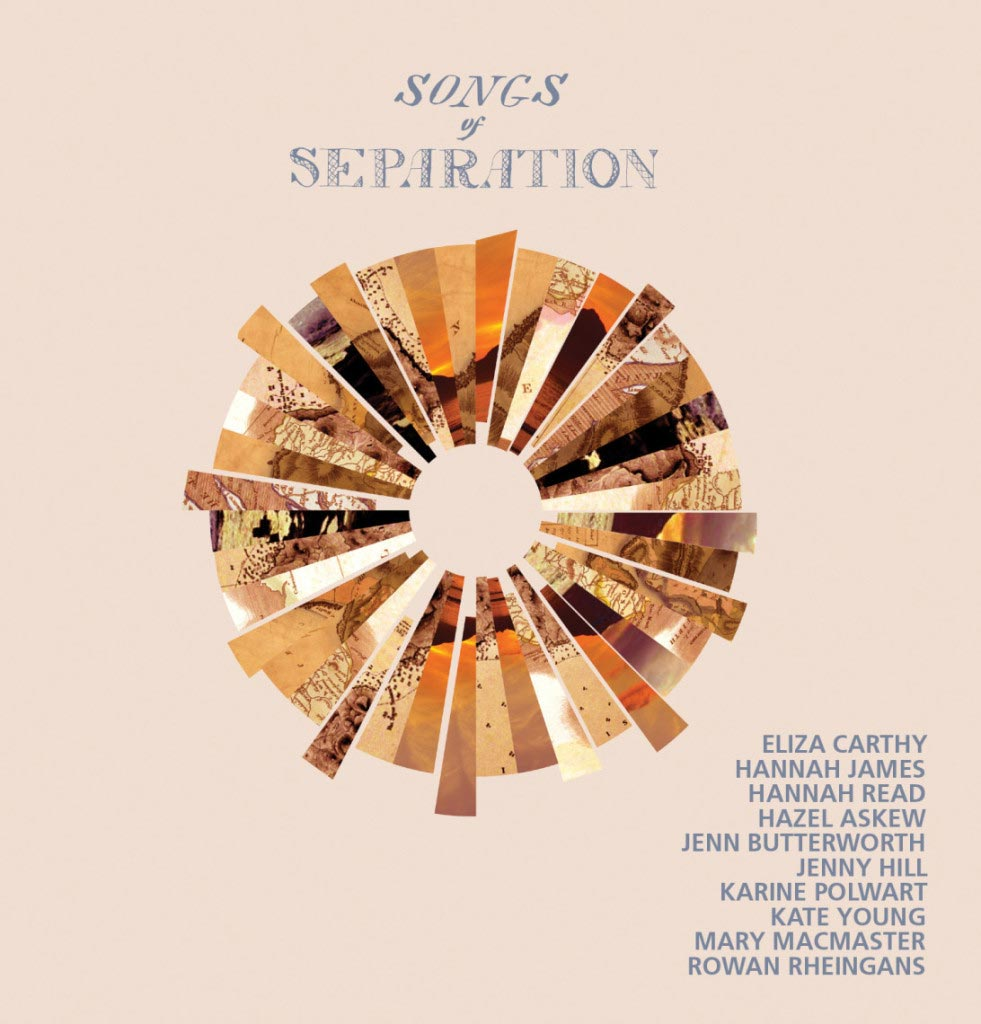 Songs of Separation - Songs of Separation2016Navigator Records