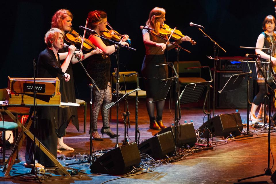 Songs of Separation, Celtic Connections Festival (2016)