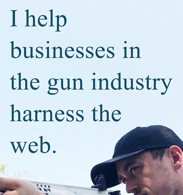 Just relaunched jchiatt.com! Website / app services for the gun industry. Solutions for all budgets! I love being a part of advancing the right to self preservation!
