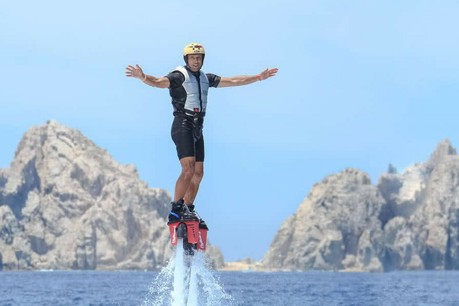 EXCURSIONS - Want to experience an adventure? Cabo has much to offer! Swimming with Dolphins, Snorkeling, Marlin Fishing, Sailing, Flyboarding and Zip-Lining - just to name a few.
