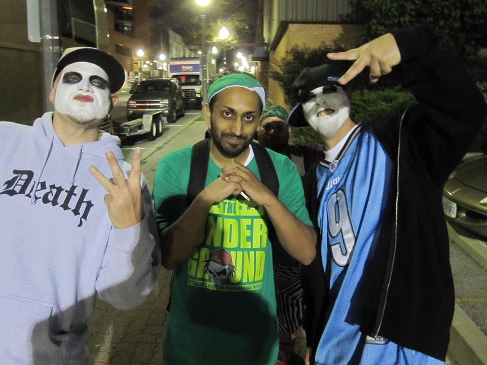 POLITICIZE OPENING FOR TWIZTID