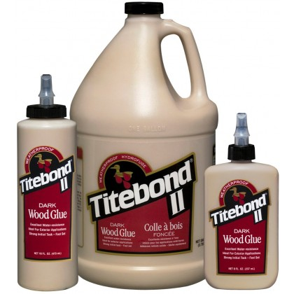 Titebond II Dark