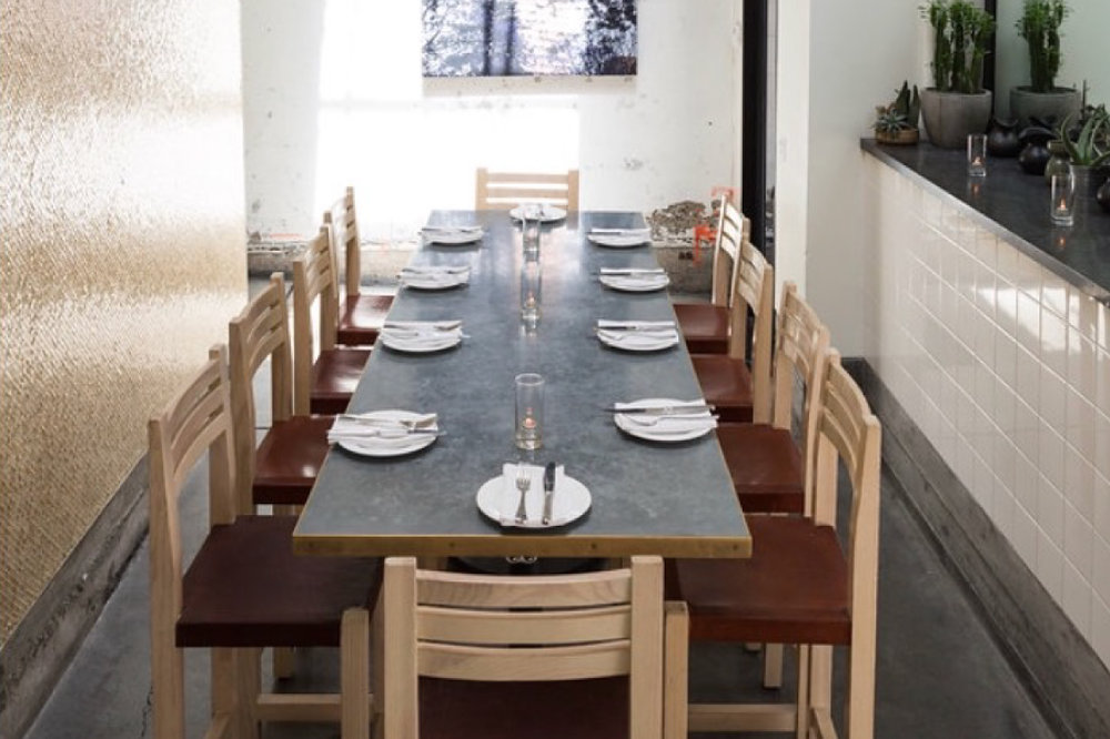 Cala - 'The Private Dining Room'12 Seated, 25 Standingevents@calarestaurant.comcalarestaurant.com