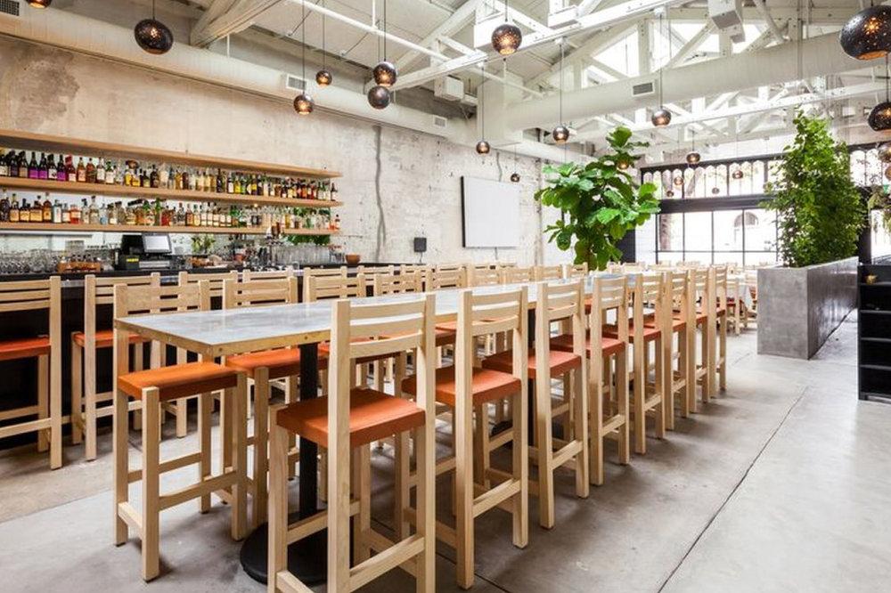 Cala - 'The Community Table'20 Seatedevents@calarestaurant.comcalarestaurant.com