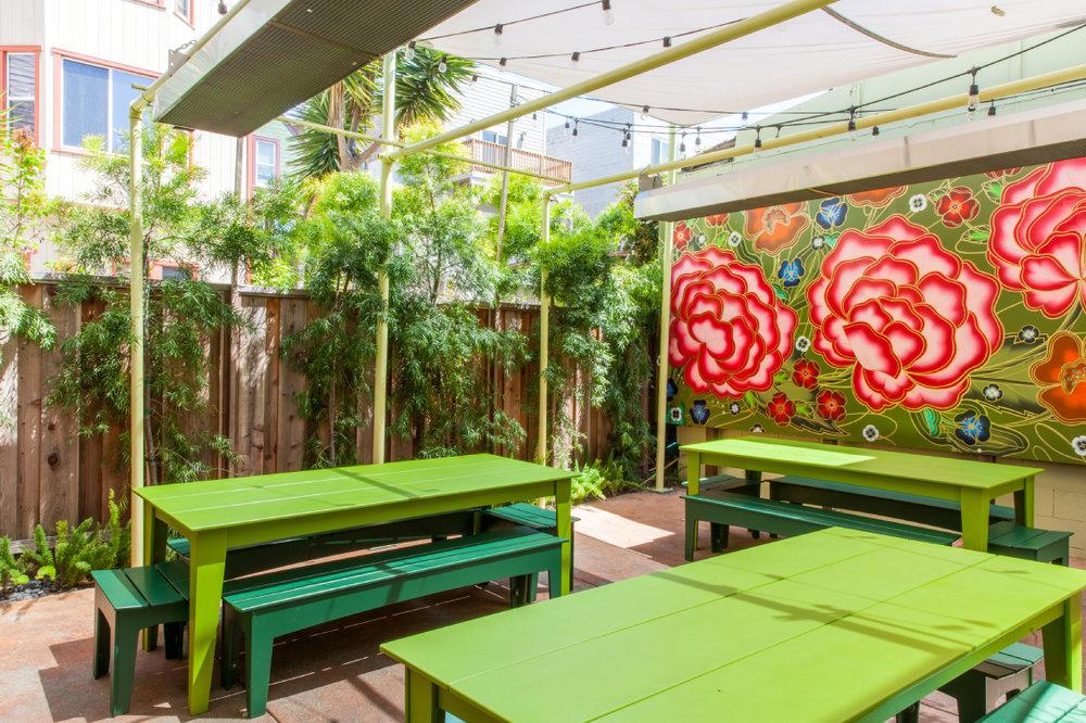 NOPALITO - 'Private Patio Space'Up to 40 Seatedpatio@nopalitosf.comnopalitosf.com