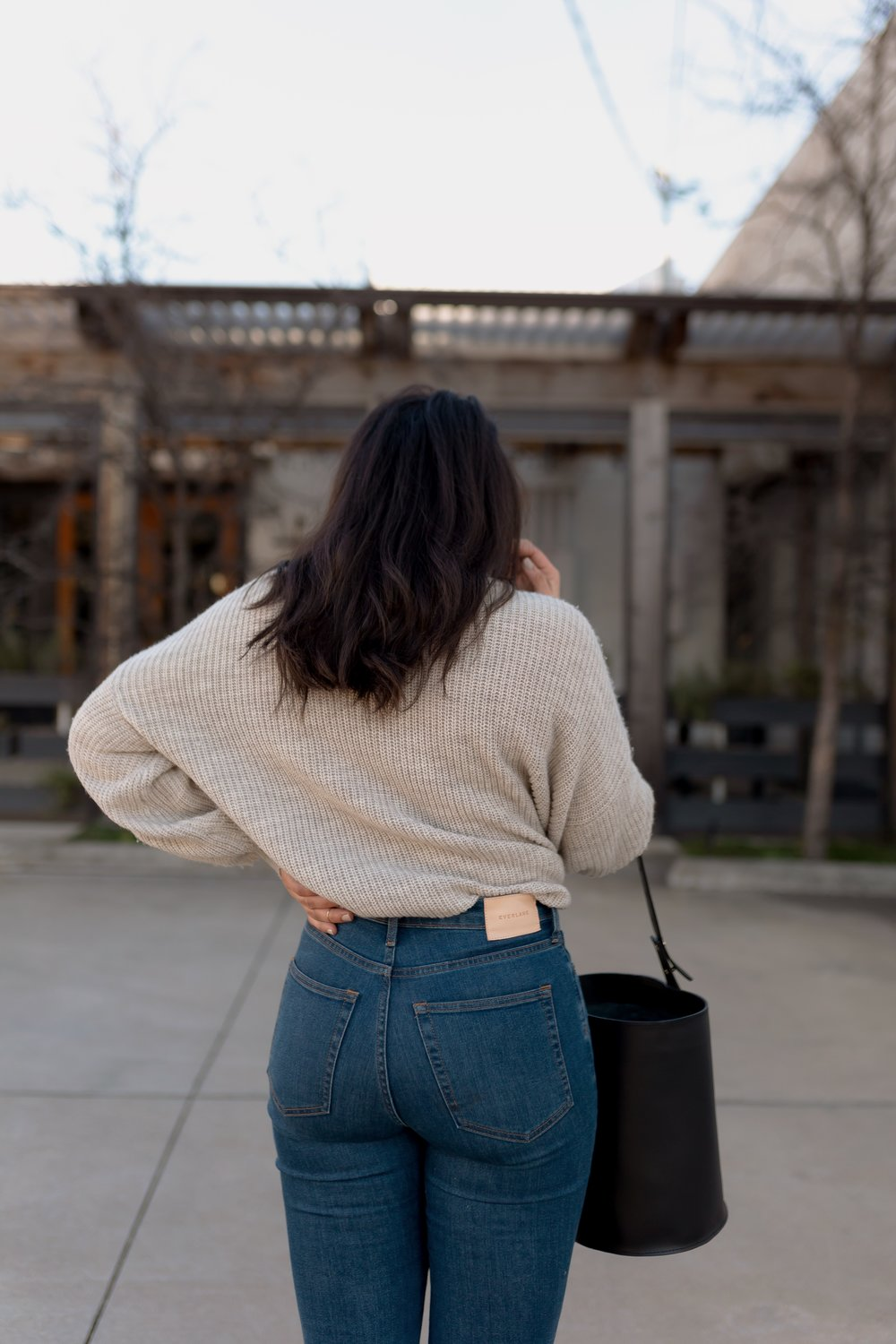 A Cozy Winter Outfit I've Been Wearing On Repeat | Aleah Eileen