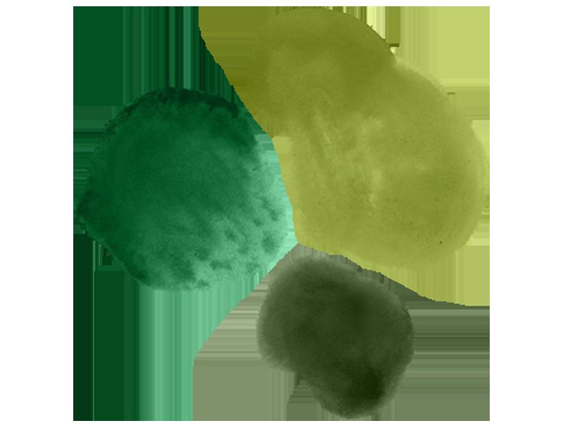 - Emerald, Celadon, Chartreuse, Jade, Mint, Olive, Citron