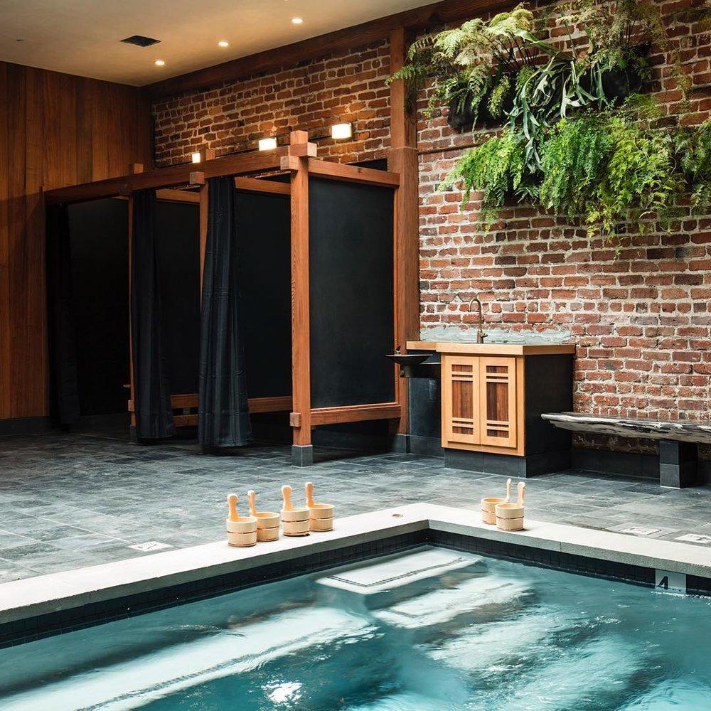 Onsen Urban Bath