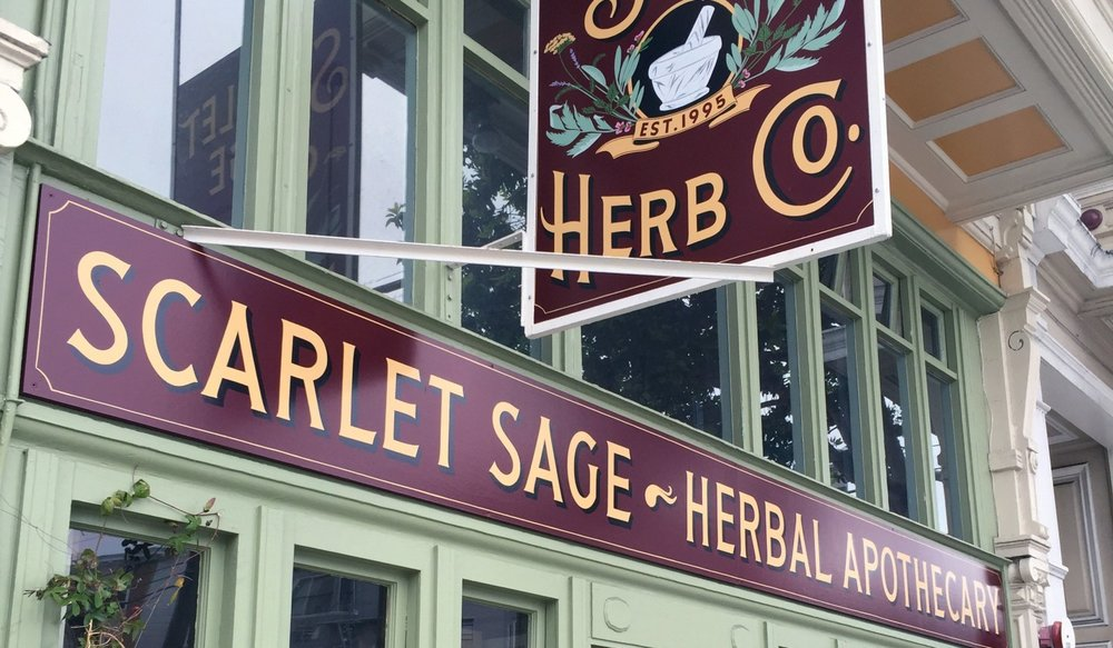 Scarlet Sage Herb Co.