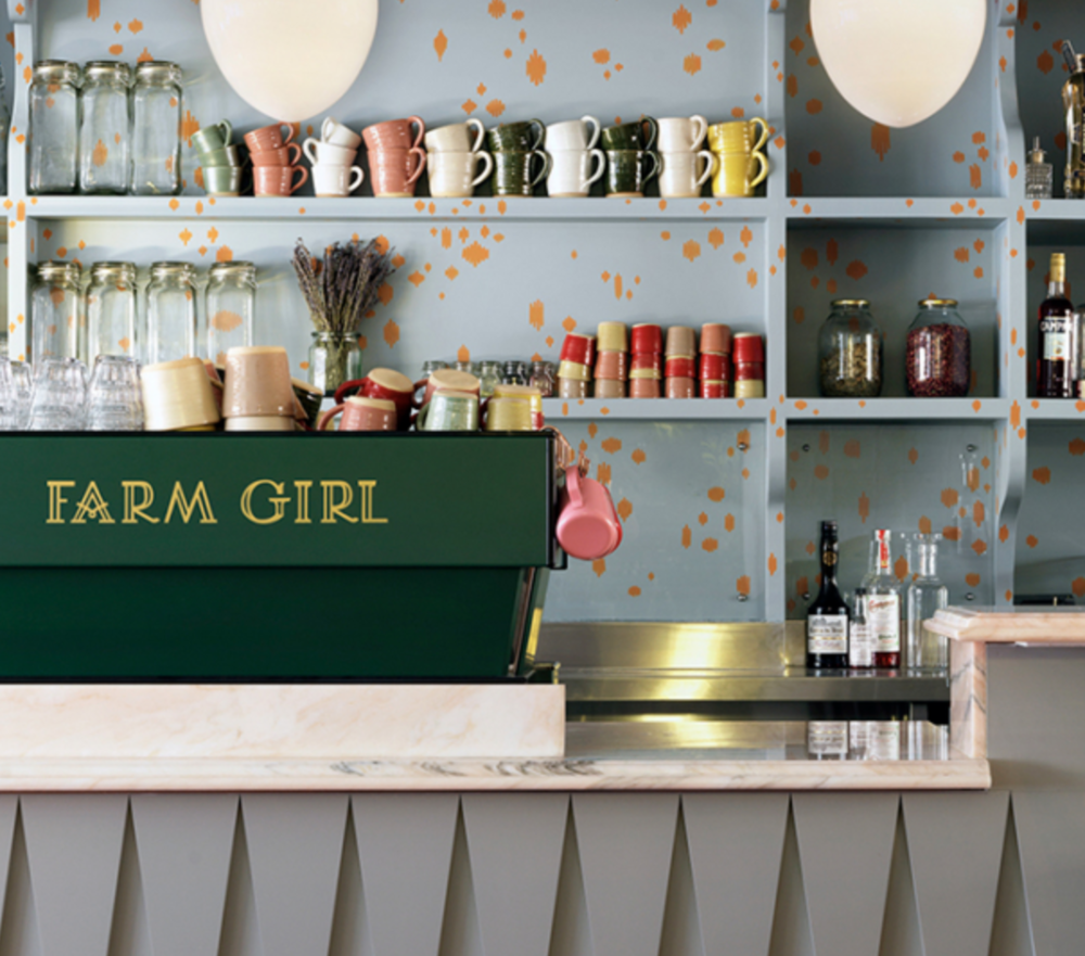 Farm Girl Café