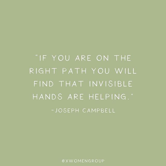 invisible hands ✨ #JosephCampbell