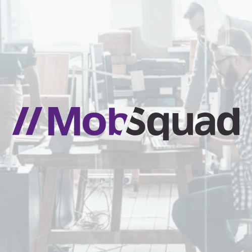 MobSquad   helps start-ups address the growing talent gap they are facing by equipping them with full-time software engineering and data science professionals with high caliber, globally-sourced talent, based instate-of-the-art offices across Canada.