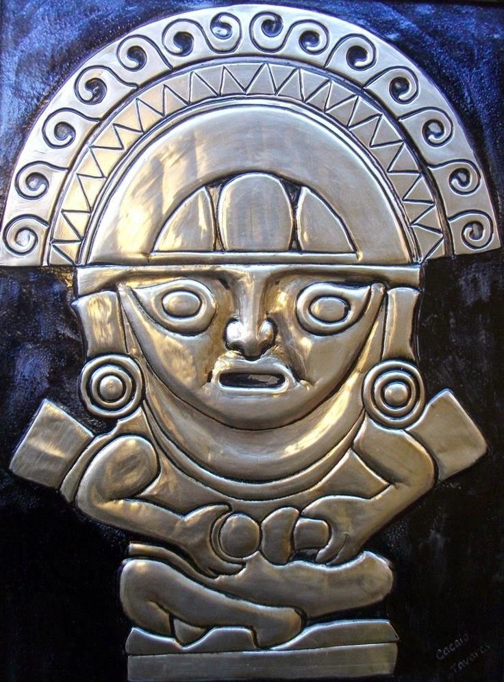 "Mamma Killa, ""mother moon"", the Moon Goddess in Inca mythology."
